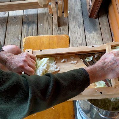 How To Make SERIOUS Sauerkraut